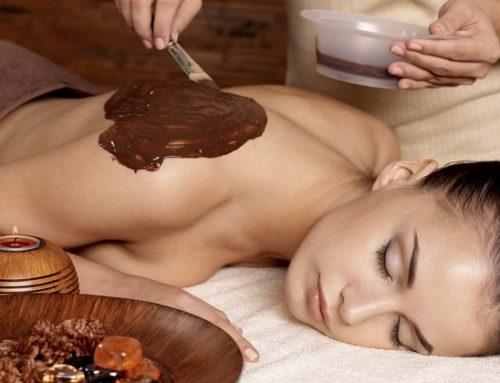 Масаж със шоколад / Шоколадова СПА терапия / Антицелулитна терапия със шоколад