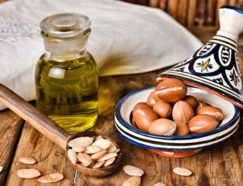 Ползи от масажа с олио от арган и маслина