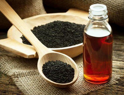Масаж с масло от черен кимион (Nigella Sativa)